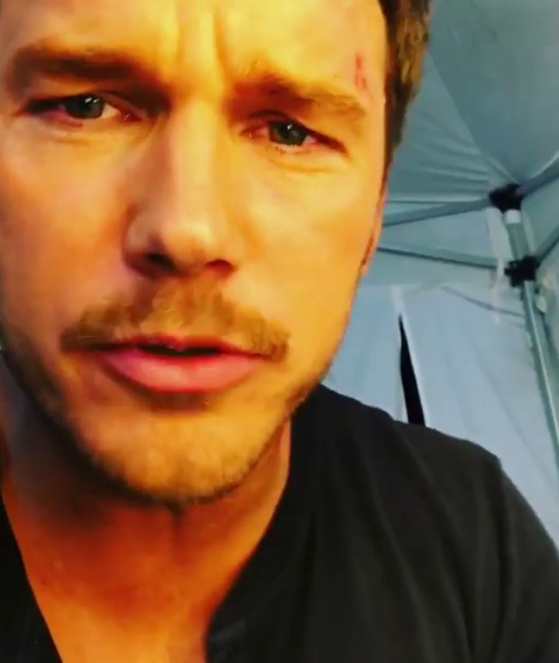 Chris Pratt Raps 'What's My Snack?' And It's the Best Thing You'll Watch Today…