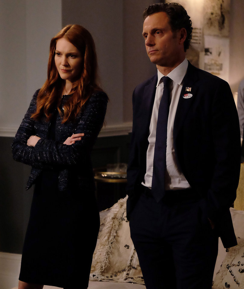 'Scandal' Star Tony Goldwyn Teases What's Next for Fitz and 'Corrupt' Abby