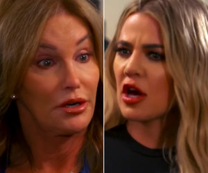 Caitlyn Confronts Khloe About Deteriorating Relationship: 'Is This Because I…