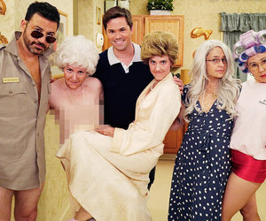 'Girls' Cast Spoofs 'Golden Girls' in Mashup on 'Jimmy Kimmel' (Video)