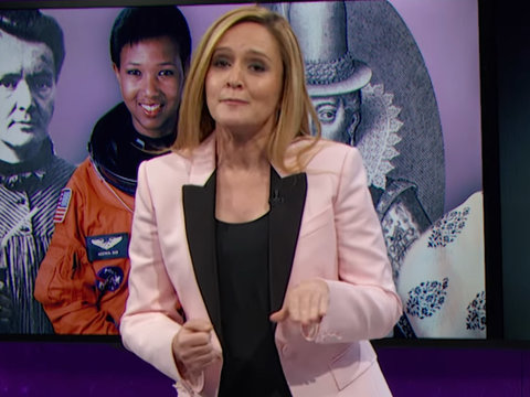 Samantha Bee Rips Apart Faux 'Progressive Feminist' Ivanka Trump (Video)