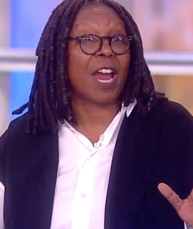 Whoopi Goldberg Says Kendall Jenner Pepsi Ad Was 'Crappy Idea' But Not Cultural…