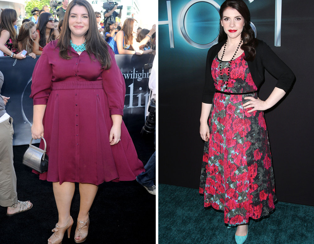 Dramatic Celebrity Weight Transformations Toofabcom - 40 people look much like celebrities almost unreal