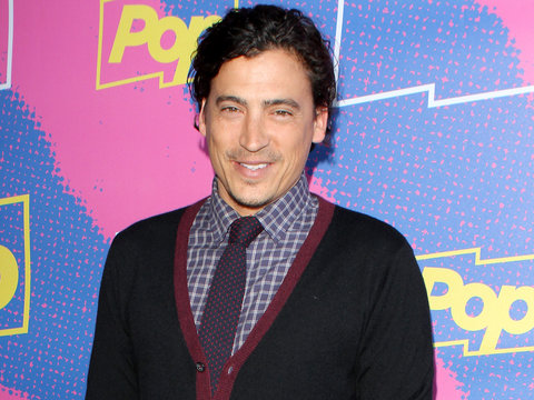 Andrew Keegan Talks Portraying 'Extreme Version' of His Spirituality on New Show