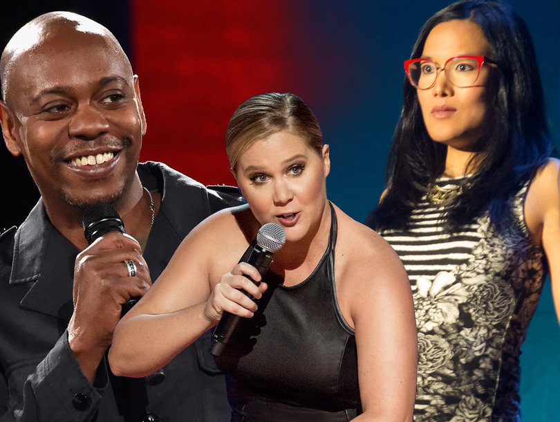 9 Must-See Netflix Comedy Specials: The Good, The Bad and The Hilarious