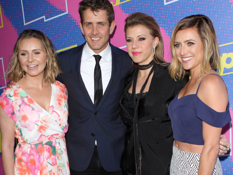 '90s Night In Hollywood as Former Teen Idols Hit Red Carpet