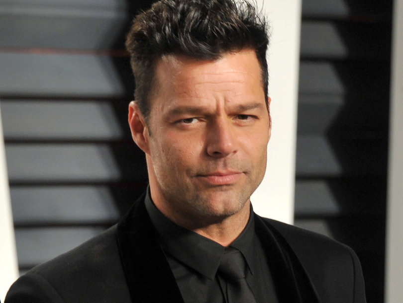 Ricky Martin Will Play Versace's Partner in FX's 'American Crime Story'