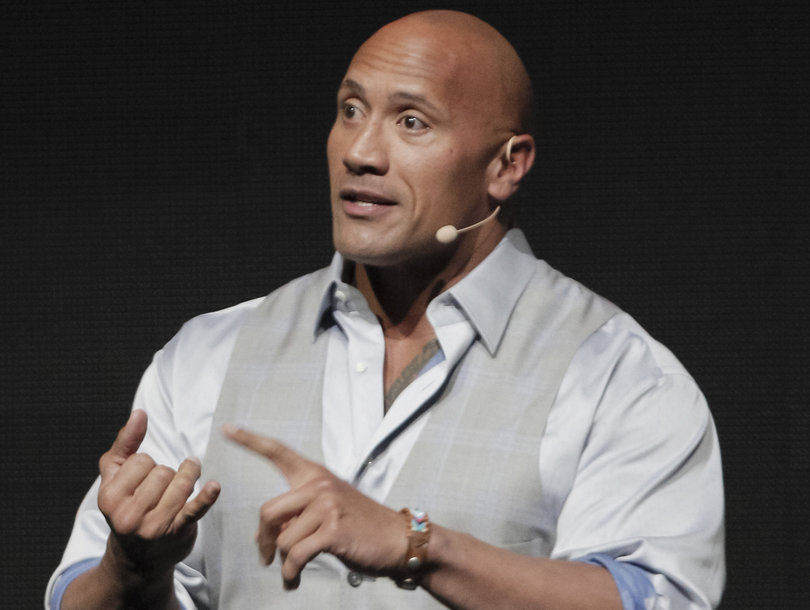 The Rock to Bring Disney's 'Jungle Cruise' Ride to Life on Big Screen