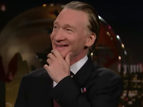 Bill Maher, Chelsea Handler Talk GOP Dream Week: 'Right Wing A–hole' on SCOTUS and…