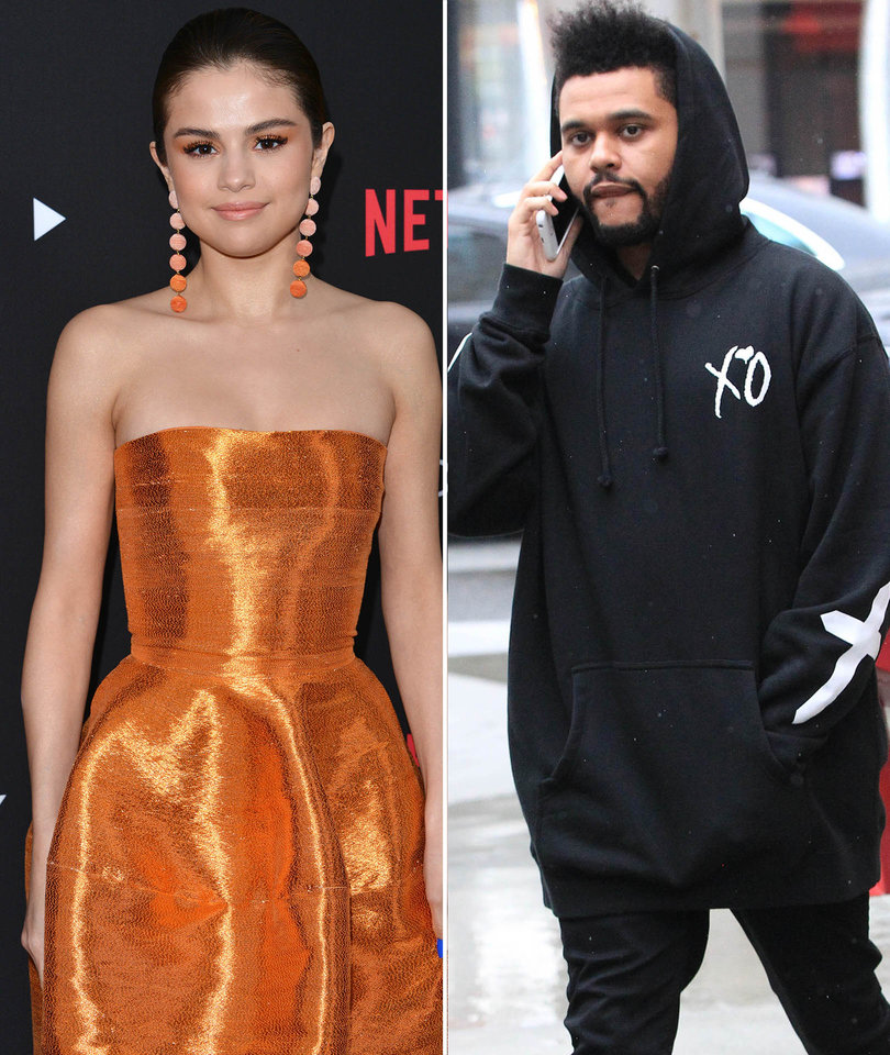 Selena Gomez, The Weeknd Latest Hookup Instagram (Photos)