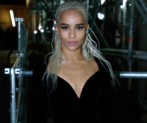 Zoe Kravitz Cuts Her Long Hair Into Super Chic Pixie (Photos)