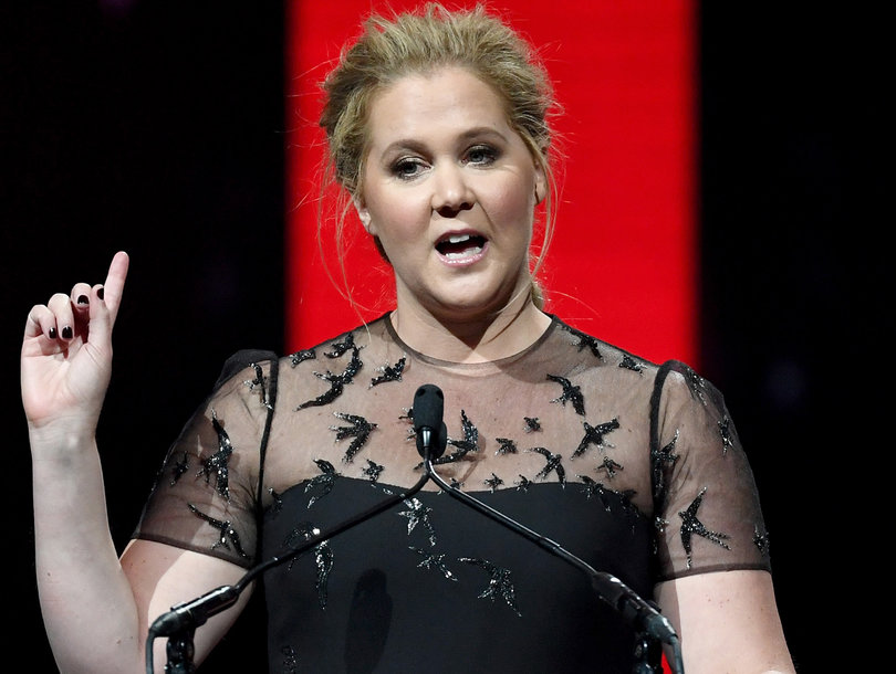 Amy Schumer Slams Designer Who Said She's Too 'Fat' for a Swimsuit