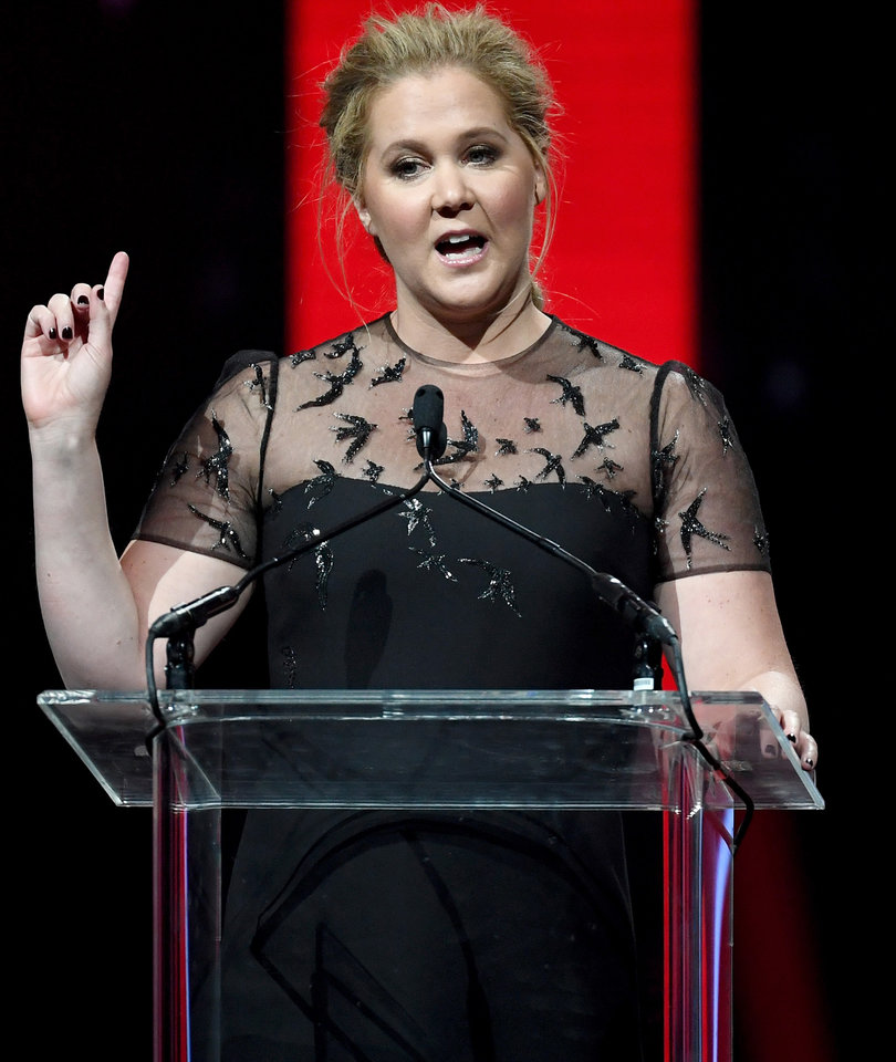 Amy Schumer Fires Back at Designer Who Said She's 'Too 'Fat' For a Swimsuit