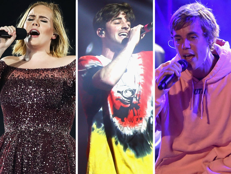 Billboard Music Award Nominations: The Chainsmokers and Drake Lead with 22 Noms (Complete List)