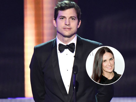 'Adulterer' Ashton Kutcher Says Cheating Scandal Made Him a Better Man