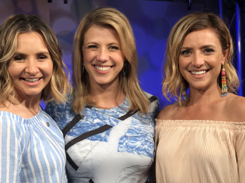 'Hollywood Darlings' Stars Talk TV Legacy and Compare Fan Experiences