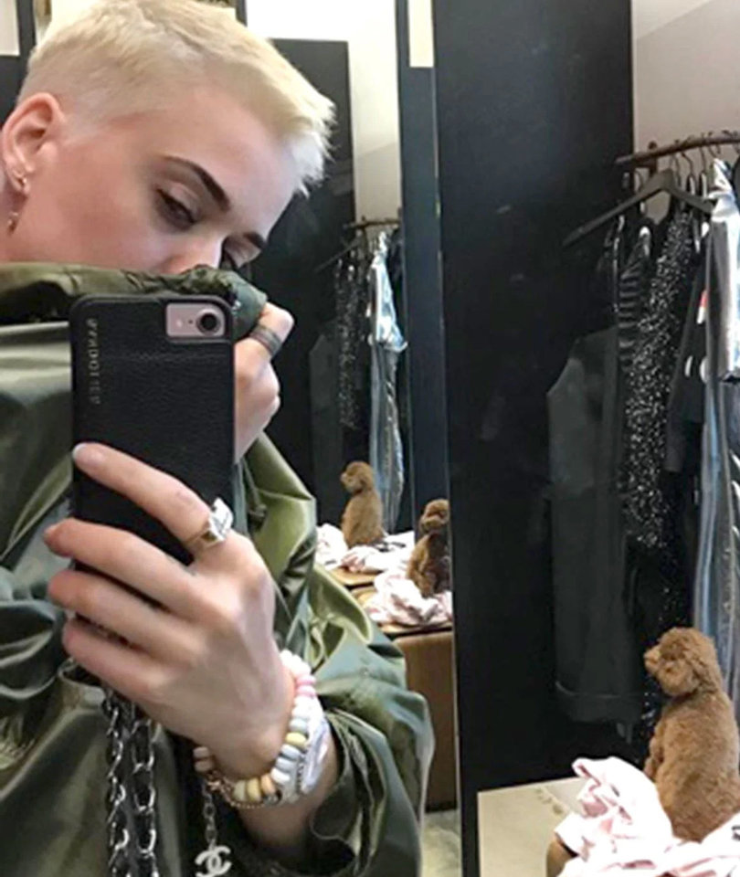 Katy Perry Chopped All Her Hair Off And People Have A Lot of Feelings About It