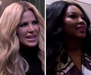 Kim Zolciak-Biermann Faces Off With Kenya Moore in Fiery 'Real Housewives of…