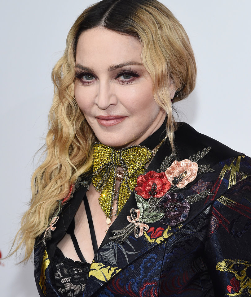 Madonna Proves She's Got One Amazing Body with Totally Nude Selfie