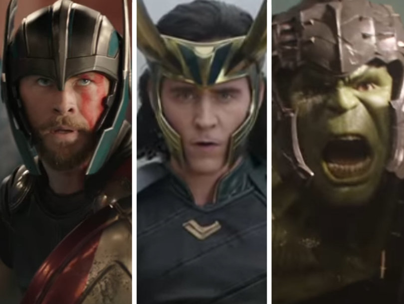 4 Reasons the First 'Thor: Ragnarok' Trailer Is Blowing Fans Away
