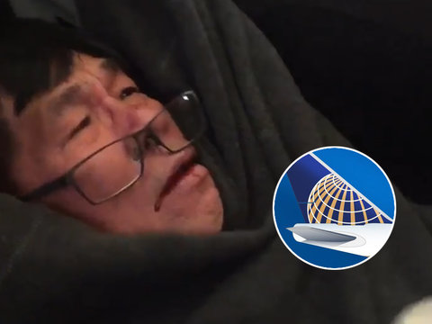What Hollywood Is Saying About Disturbing United Airlines Passenger Video