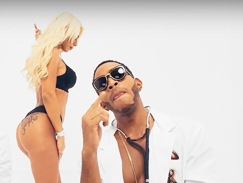 Ludacris Is Back With CGI Abs, Big Butts and Thunder Thighs