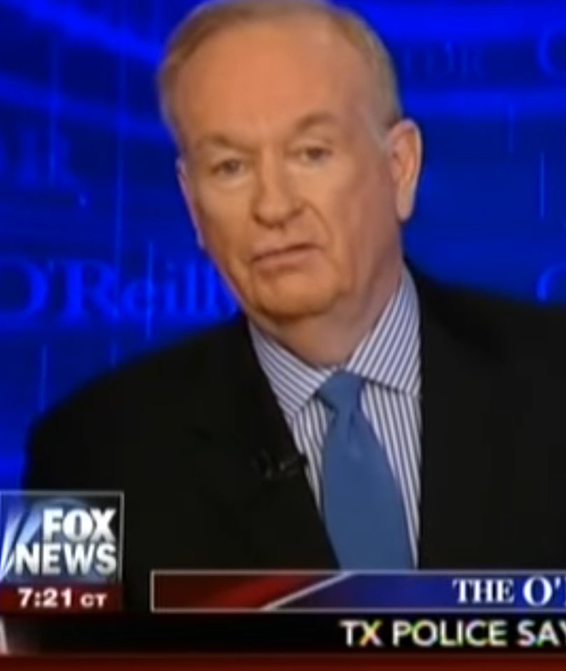 Bill O'Reilly Thinks United Airlines Passenger Brutality Is Funny: 'I Shouldn't…
