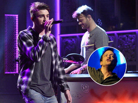 Ex-Nine Inch Nails Guitarist Rips 'Piece of Sh-t' Chainsmokers' on 'SNL'