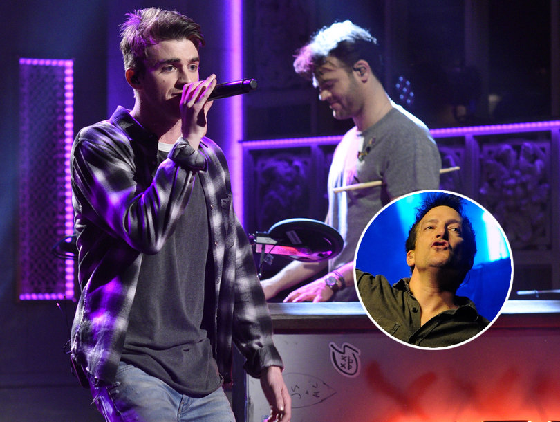 Former Nine Inch Nails Guitarist Rips 'Piece of Sh-t' Chainsmokers' 'Saturday Night Live' Performance (Video)