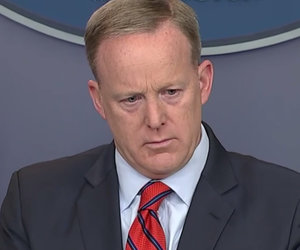 Sean Spicer Bashes 'SNL' -- But Admits Some Gags Cracked Him Up