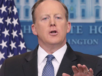 Should Sean Spicer be Fired Over Hitler Gaffe?