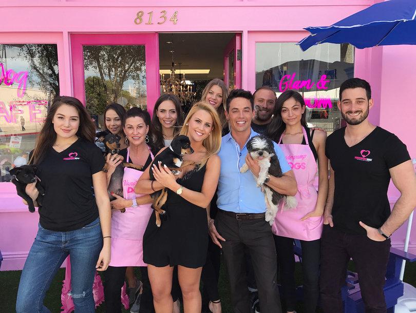 Inside Vanderpump Dogs With Lisa's Right-Hand Man Dr. John Sessa