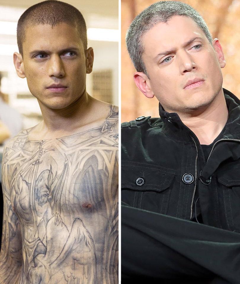 'Prison Break' Cast - Then & Now
