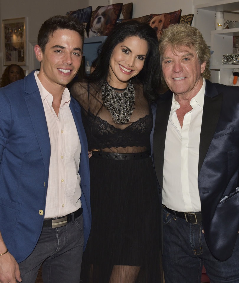 Vanderpump Dogs Opening Party