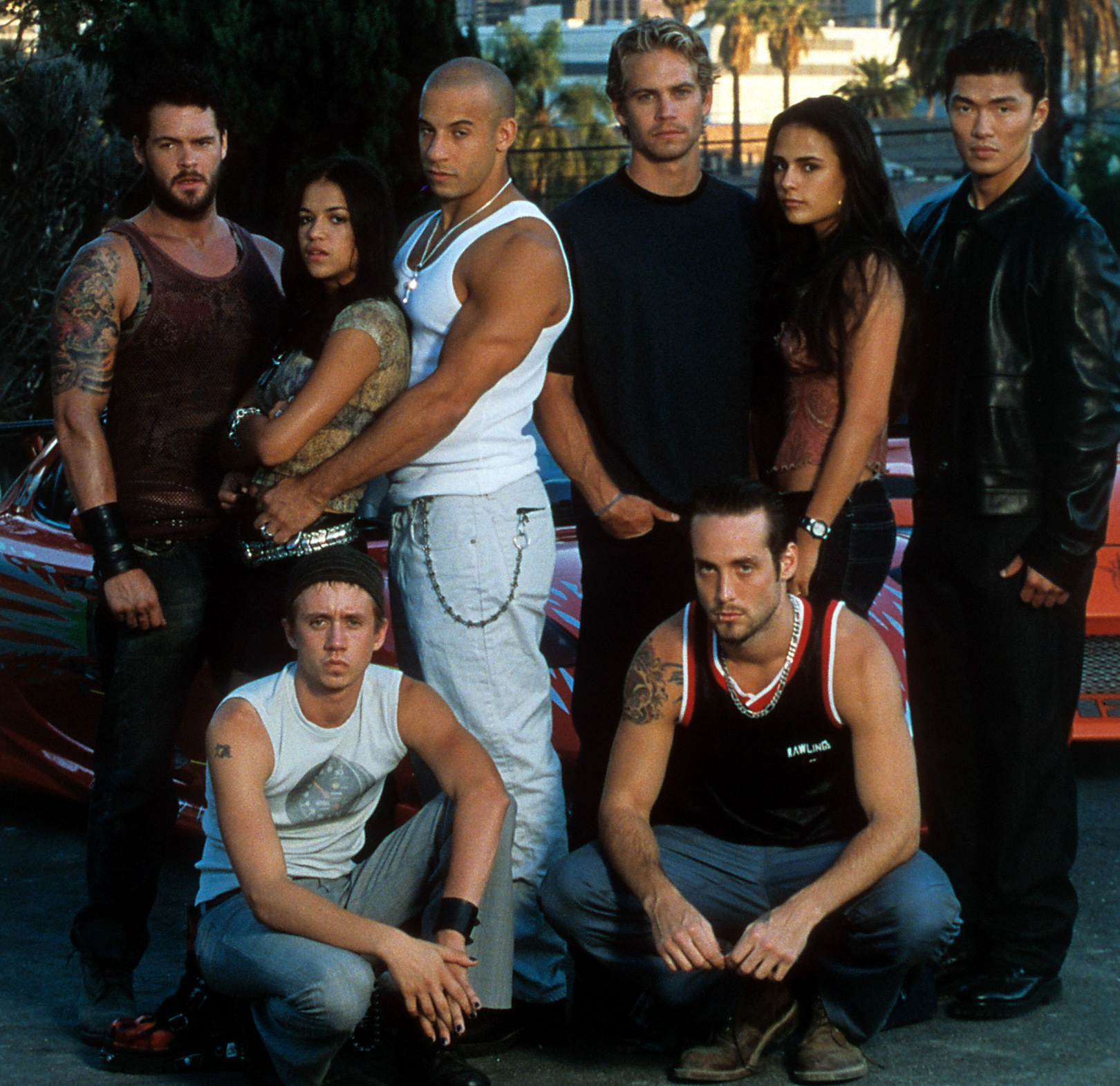 Vin Diesel Wasn't Studio's First Choice for Dom In 'The Fast and The Furious'