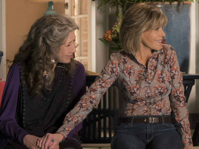 'Grace and Frankie' Lands Season 4 With Major 'Friends' Reunion - But What About Dolly Parton?