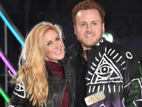 Heidi Montag and Spencer Pratt Are Expecting Their First Child