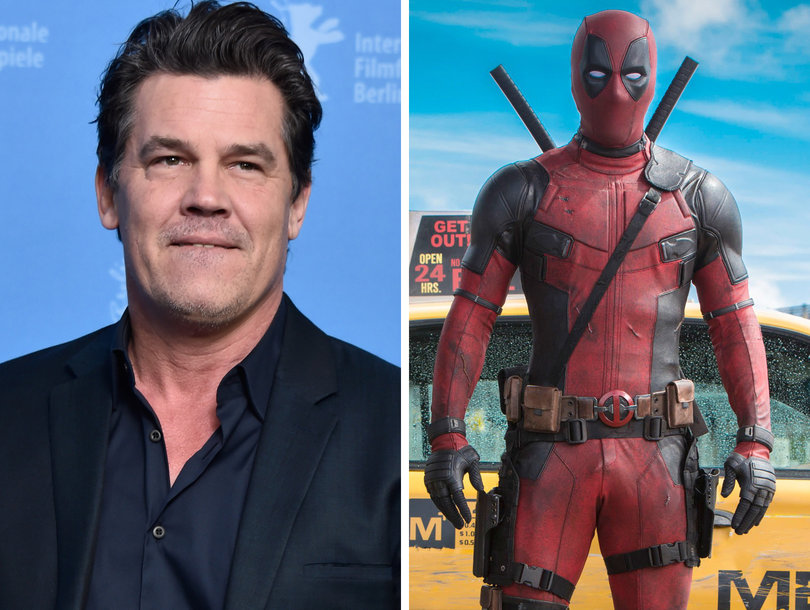 Josh Brolin Will Play Deadpool Sidekick Cable In Sequel