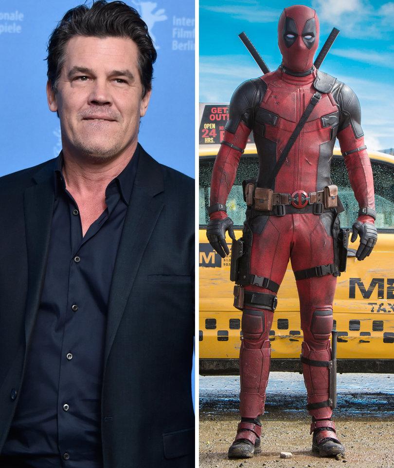 Josh Brolin Will Play Deadpool Sidekick Cable In Sequel
