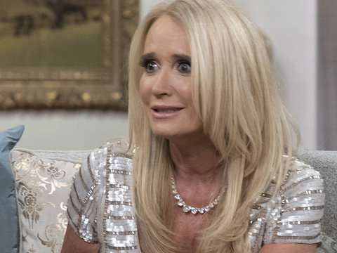 Kim Richards Shakes Up 'RHOBH' Reunion With Donald Turmp and Lisa Rinna Shockers (Video)