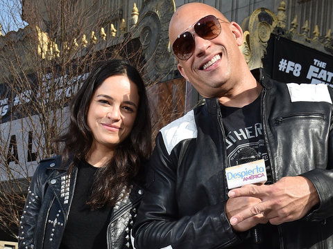 Rodriguez Clarifies Her 'Fast and Furious' Criticism In Video with Vin Diesel