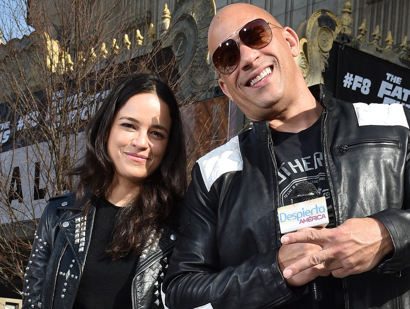 Michelle Rodriguez Clarifies Her 'Fast and Furious' Criticism In Video with Vin Diesel