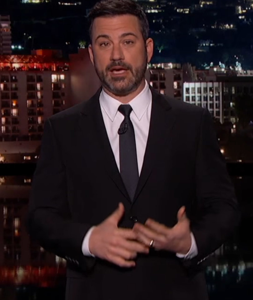 Jimmy Kimmel Thinks Teens' 'Celebrity Promposals' Are 'Creepy'