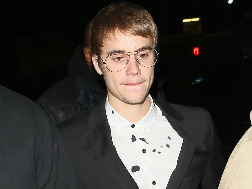 Gather 'Round Beliebers, Justin Bieber Is Making New Music (Photos)