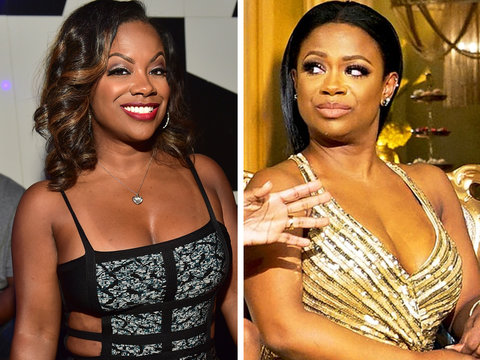 Kandi Burruss Got a Boob Job and Took Her Chest from 'Sleek to On Fleek'