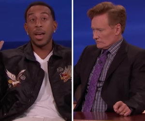 Why Conan Thinks Ludacris Might Be a 'Disgusting Person' (Video)