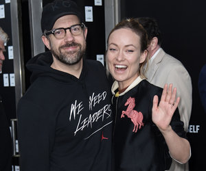 Olivia Wilde and Jason Sudeikis in Today's Hot Photos