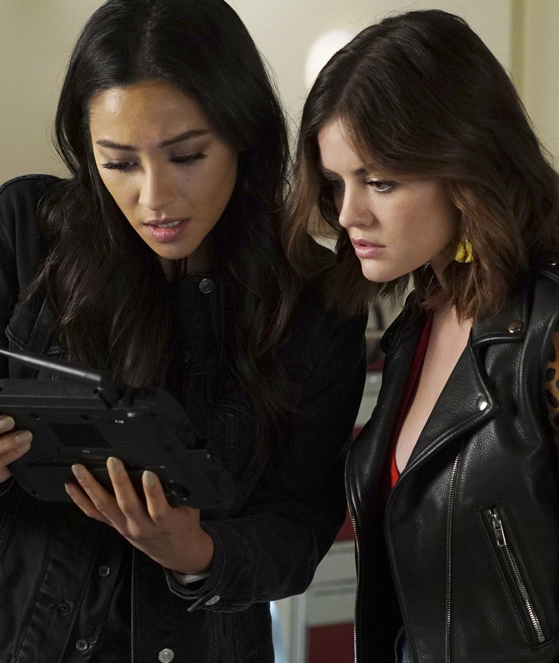'Pretty Little Liars': First Look at the Final Season
