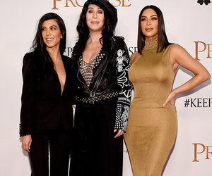 Cher Joins the Kardashians at Los Angeles Premiere of 'The Promise'
