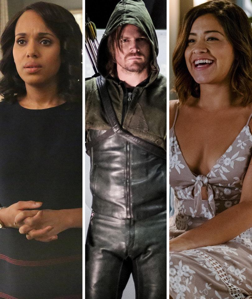 Renewed Shows: New TV Season 2017 (Updating)